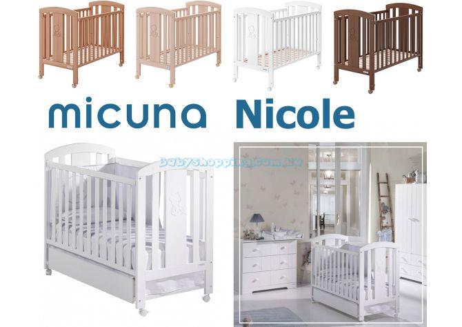 Детская кроватка Micuna Nicole ����, �������� | Babyshopping