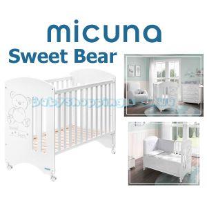 Дитяче ліжечко Micuna Sweet Bear фото, картинки   Babyshopping