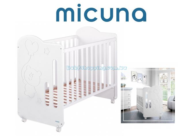 Детская кроватка Micuna Sweet Globito ����, �������� | Babyshopping