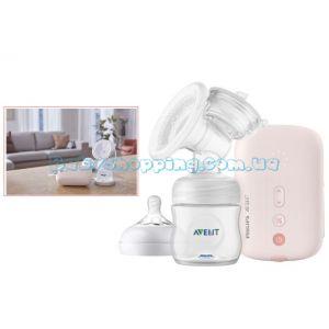 Электрический молокоотсос Philips Avent SCF395/11 фото, картинки | Babyshopping