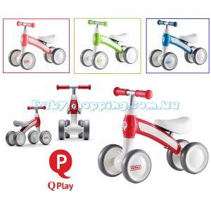 Детский беговел Qplay Cutey  фото, картинки | Babyshopping