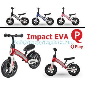 Детский беговел Qplay Impact EVA  фото, картинки | Babyshopping