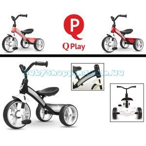 Дитячий триколісний велосипед Qplay Elite фото, картинки | Babyshopping