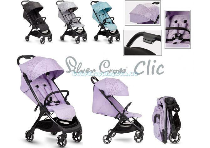 Прогулочная коляска Silver Cross Clic ����, �������� | Babyshopping