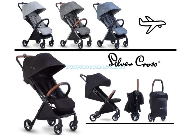 Прогулочная коляска Silver Cross Jet  ����, �������� | Babyshopping