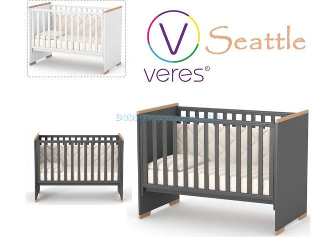 Детская кроватка для новорожденного Veres Seattle  ����, �������� | Babyshopping