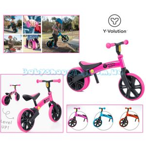 Дитячий беговел Y-Volution Y Velo Junior фото, картинки | Babyshopping