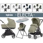 Детская коляска 4в1 Inglesina Electa с автокресло Darwin i-Size  ����, ��������   Babyshopping