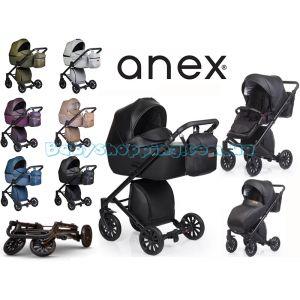 Универсальная коляска 2 в 1 Anex Cross, 2018 фото, картинки | Babyshopping