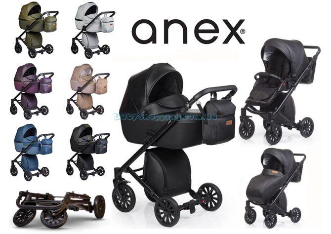 Универсальная коляска 2в1 Anex Cross,2018 ����, �������� | Babyshopping