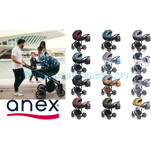 Универсальная коляска 2 в 1 Anex Sport, 2018 фото, картинки | Babyshopping