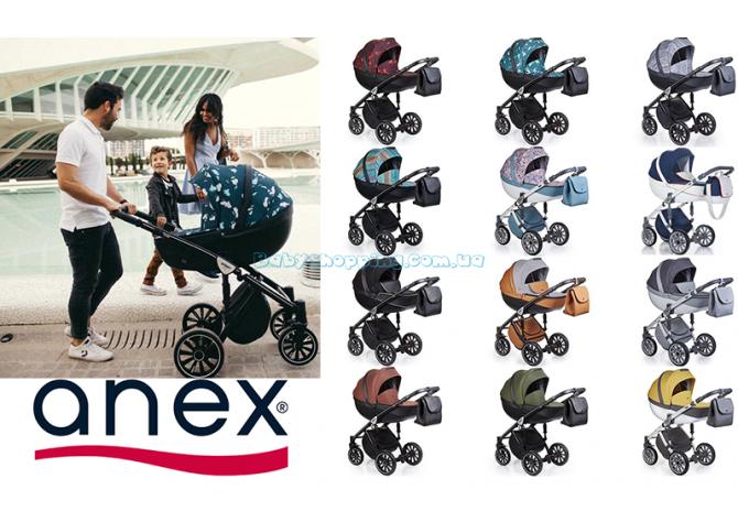 Универсальная коляска 2в1 Anex Sport, 2018 фото, картинки | Babyshopping