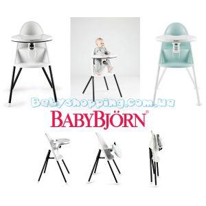 Стул для кормления BabyBjorn High Chair  фото, картинки | Babyshopping