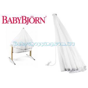 Балдахин для кроватки BabyBjorn Harmony фото, картинки | Babyshopping