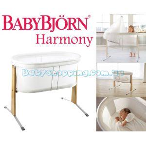 Детская кроватка для новорожденного BabyBjorn Harmony фото, картинки | Babyshopping