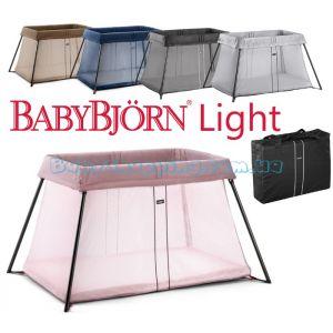 Манеж-кровать BabyBjorn Light, 2018 фото, картинки | Babyshopping