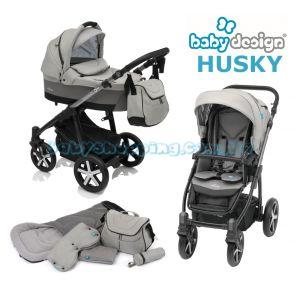 Универсальная коляска 2 в 1 Baby Design Husky, 2018 фото, картинки | Babyshopping