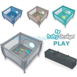 Детский манеж Baby Design Play, 2018 фото, картинки | Babyshopping