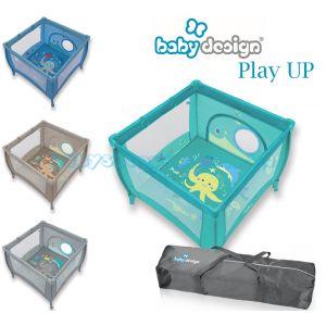 Детский манеж Baby Design Play Up, 2018  фото, картинки | Babyshopping