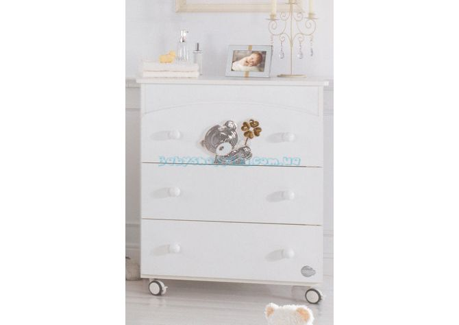 Комод - пеленатор Baby Expert Bagnetto Meraviglia (Ambrogio) ����, �������� | Babyshopping