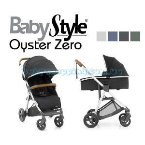 Универсальная коляска 2 в 1 BabyStyle Oyster Zero  фото, картинки | Babyshopping