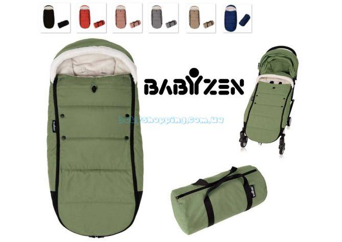 Чехол для ног BABYZEN YOYO Footmuff ����, �������� | Babyshopping