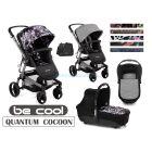 Универсальная коляска 2 в 1 Be Cool Quantum Cocoon, 2018 ����, �������� | Babyshopping