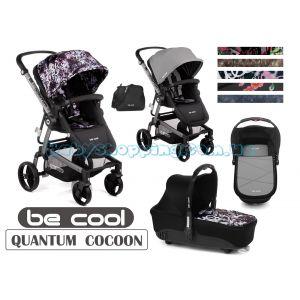 Универсальная коляска 2 в 1 Be Cool Quantum Cocoon, 2018 фото, картинки | Babyshopping