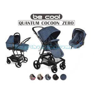 Универсальная коляска 3 в 1 Be Cool Quantum Cocoon Zero, 2018 фото, картинки | Babyshopping