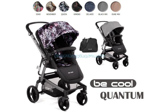 Прогулочная коляска Be Cool Quantum, 2018 ����, �������� | Babyshopping