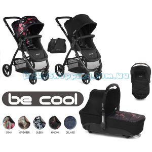 Универсальная коляска 2 в 1 Be Cool Slide Cocoon, 2018 фото, картинки | Babyshopping