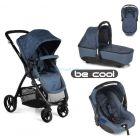 Универсальная коляска 3 в 1 Be Cool Slide Cocoon Zero,2018 ����, �������� | Babyshopping