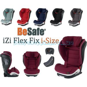 Автокресло BeSafe iZi Flex Fix i-Size фото, картинки | Babyshopping