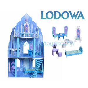 "Кукольный домик ""Lodowa"" EcoToys 4111  фото, картинки | Babyshopping"