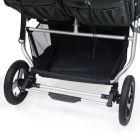 Прогулочная коляска для двойни Bumbleride Indie Twin ����, �������� | Babyshopping