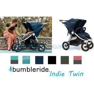 Прогулочная коляска для двойни Bumbleride Indie Twin, 2018 фото, картинки | Babyshopping
