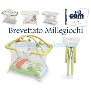 Детский манеж Cam Brevettato Millegiochi фото, картинки | Babyshopping