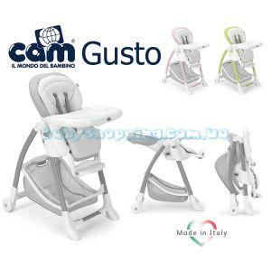 Стульчик для кормления Cam Gusto фото, картинки | Babyshopping