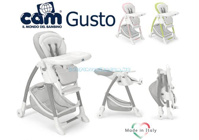 Стульчик для кормления Cam Gusto ����, �������� | Babyshopping