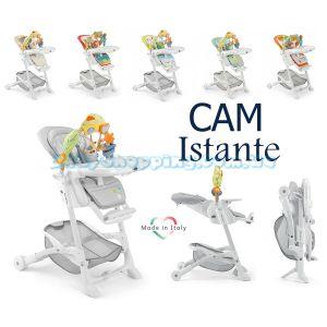Стульчик для кормления Cam Istante фото, картинки | Babyshopping
