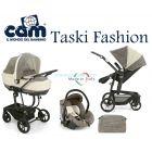 Универсальная коляска 3 в 1 Cam Taski Fashion, 2018 ����, �������� | Babyshopping