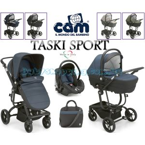 Универсальная коляска 3 в 1 Cam Taski Sport, 2018 фото, картинки | Babyshopping