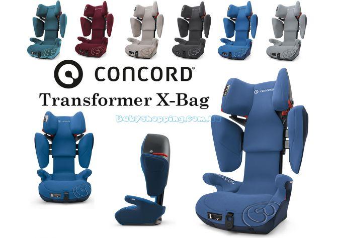 Автокресло Concord Transformer X- Bag , 2018  ����, �������� | Babyshopping