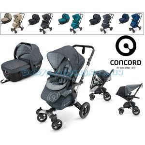 Универсальная коляска 2 в 1 Concord Neo Sleeper, 2018  фото, картинки | Babyshopping
