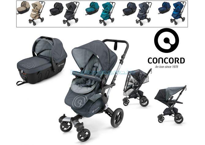 Универсальная коляска 2 в 1 Concord Neo Sleeper ����, �������� | Babyshopping