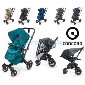 Прогулочная коляска Concord Neo, 2018  фото, картинки | Babyshopping