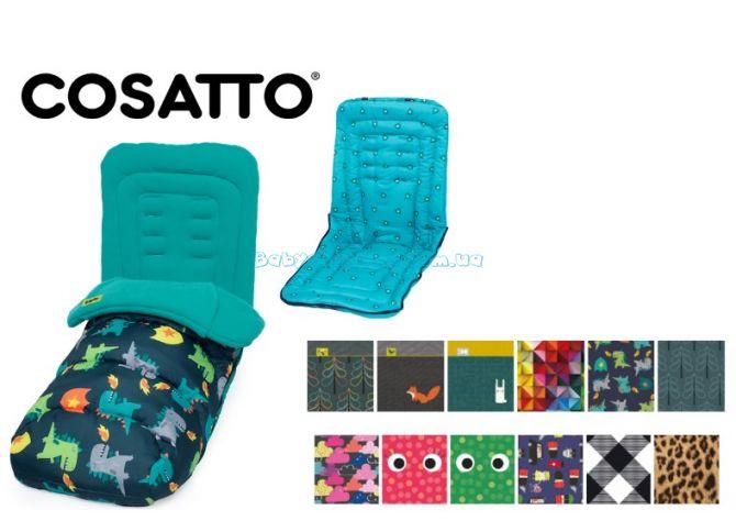 Теплый чехол для ног Cosatto Footmuff  ����, �������� | Babyshopping