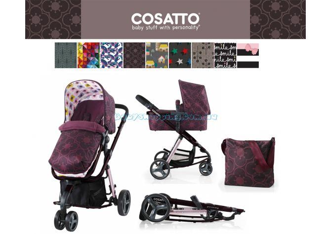 Универсальная коляска 2 в 1 Cosatto Giggle 2 , 2018 ����, �������� | Babyshopping