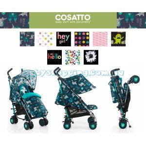Прогулочная коляска-трость Cosatto Supa, 2018 фото, картинки | Babyshopping