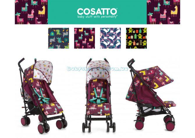 Прогулочная коляска-трость Cosatto Supa Go 2018 ����, �������� | Babyshopping